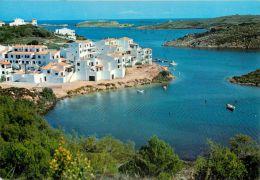 Addaia, Menorca, Spain Espana Postcard Used Posted To UK 1983 Stamp - Menorca