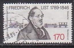 BRD  1429 , O   (D 1523) - [7] République Fédérale