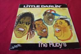 THE RUBY'S  °  LITTLE DARLIN - Rap & Hip Hop