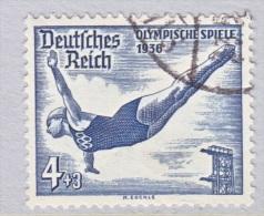 GERMANY   B 83  OLYMPICS 1936  DIVING  (o) - Germany