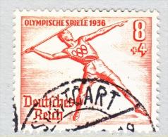 GERMANY   B 85  OLYMPICS 1936  JAVELIN   (o) - Germany