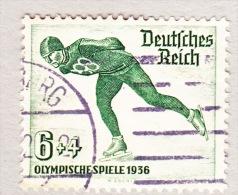 GERMANY   B 79  OLYMPICS 1936  SKATING   (o) - Germany