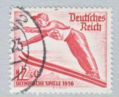 GERMANY   B 80  OLYMPICS 1936  SKI JUMPING    (o) - Germany