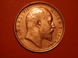 1 Rupie  1906 - Inde