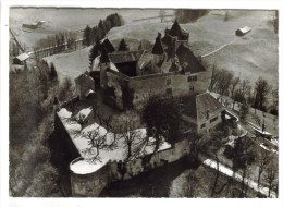CPSM GRUYERES (Suisse-Fribourg) - Le Chateau - FR Fribourg