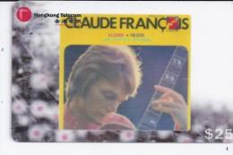Claude François - HongKong Télécom - 837531 - Musique