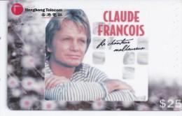 Claude François - HongKong Télécom - 534646 - Musique
