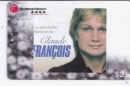Claude François - HongKong Télécom - 494608 - Musique