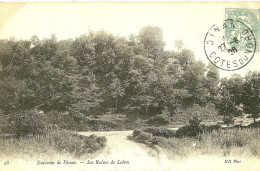 Lehon. Les Ruines De Lehon. - France