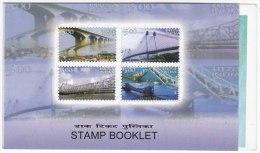 Booklet India INPEX 2008, Bridges. Bridge, Architecture, - Cartas
