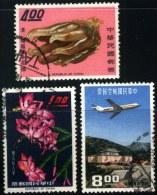 CHINA - TAIWAN  - LOT   - Used