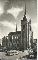91/ ESSONNE... DOURDAN. L'Eglise Saint Germain ( XII, XIIIe Et XIVe Siècles)...BUS, AUTOCAR, CAR - Dourdan