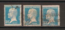 FRANCE PASTEUR YT 176  Lot De 3   Timbres  Oblitéré   (c. = 0.50 Pièce) - Louis Pasteur