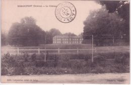 HARGICOURT -le Château - Ed. Carpentier - Autres Communes
