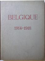 BELGIQUE GUERRE 1914 1918 BATAILLE YSER FLANDRES FUSILIERS MARINS AMIRAL RONARC'H