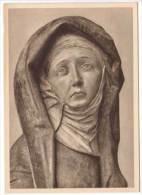 Maria Einer Kreuzigungsgruppe Der Kirche Zu Pipping , Um 1480 , Erasmus Grasser , Bayer. Nationalmuseum München - Skulpturen