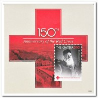 Gambia 2013 Postfris MNH, Red Cross - Gambia (1965-...)