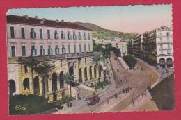 ALGER  //  Le Grand Lycée - Algiers