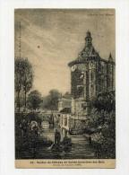 CP , 92 , SAINTE-GENEVIEVE-des-BOIS , Restes Du Château - Sainte Genevieve Des Bois