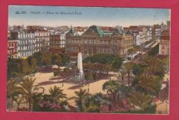 ORAN  // Place Du Maréchal Foch - Oran