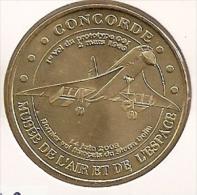 A343 / mdp2004 - 93352 LE BOURGET - Mus�e de l'Air et de l'Espace / Le Concorde