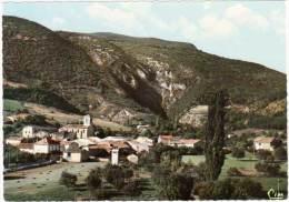 Lachau - Vue Générale Du Village D'Eygalaye - France