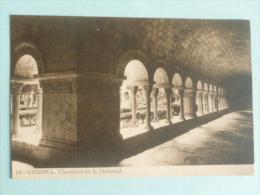 GERONA - Claustros De La Catedral - Gerona