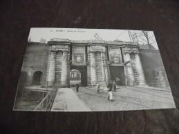 A128..CPA..59..NORD..LILLE..Porte De Tournai.......rare Beau Plan Animé...non Ecrite - Lille