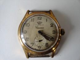 VINTAGE ; MONACO 15 JEWELS - Relojes Ancianos