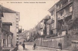 39 - SALINS LES BAINS / VIEILLES MAISONS RUE GAMBETTA - Otros Municipios