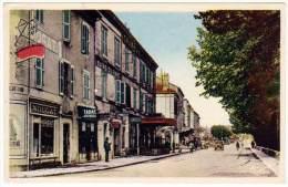 Montélimar - Avenue De La Gare (magasins De Nougat, Tabac-journaux, ...) - Montelimar