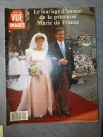 POINT De VUE Images Du Monde N° 2140 Aout 1989 Mariage De MARIE De FRANCE Ref 744 - General Issues