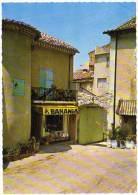 Vinsobres - Le Tour Et Le Porche Ancien ( épicerie Enseigne Banania ) - France