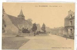 23632 ST LUNAIRE-PLACE DU PILORI . 3535 Germain Guerin - Saint-Lunaire