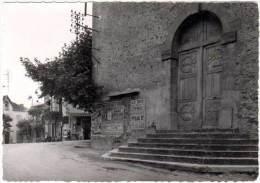Vinsobres - Place De L'église - France