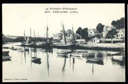 Cpa Du 29  Pont Aven  Le Port   No 2841     AVR18 - Pont Aven