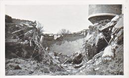 Chalons Sur Marne France 51 Photo Destruction Bombardement Guerre 1939 1945  1944 Liberation -photo Boulve - Guerre, Militaire