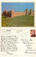 Rabat, Morocco Maroc Postcard 1997 Stamp - Rabat