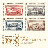 Grecia HB/13/14/15 (TRIPTICO) - Blocks & Kleinbögen