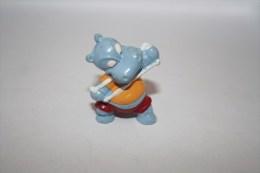 Kinder Happy Hippos Im Fitness Fieber N°7 / 1990 - Monoblocs