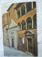 SIENA --  CHIESA DI SANTA CATERINA COLORATA - Siena