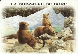 Espace Zoologique De La Boissière Du Doré - Publicidad