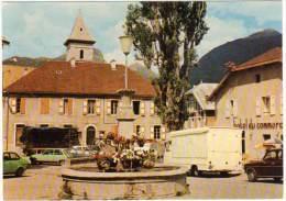 Lus La Croix Haute - La Place De La Mairie - France