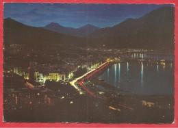 CARTOLINA NV ITALIA - GAETA (LT) - Panorama Notturno - 10 X 15 - Latina