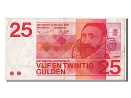 [#303421] Pays Bas, 25 Gulden Type Sweelinck - [2] 1815-… : Reino De Países Bajos