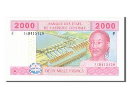 Guinée Equatoriale, 2000 Francs Type 2002 - Guinea Ecuatorial