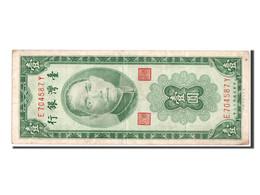 [#40724] Chine, Taïwan, 1 Yüan Type 1954 - Taiwan