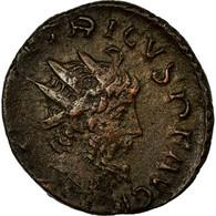 Monnaie, Tetricus I, Antoninien, TTB, Billon, Cohen:95 - 5. L'Anarchie Militaire (235 à 284)