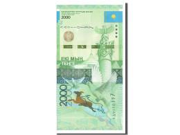 Kazakhstan, 2000 Tenge Type 2011-12 - Kazakhstan