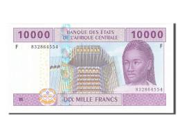 [#155036] Guinée Equatoriale, 10 000 Francs Type 2002 - Guinée